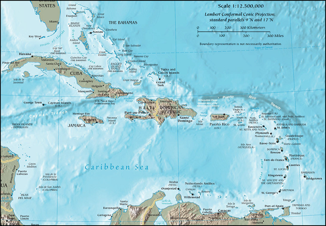 Västindien